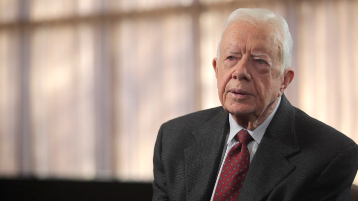 Jimmy Carter Interview